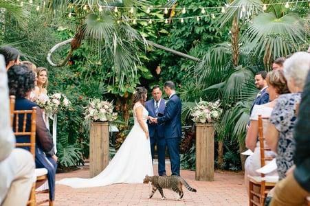 Hemingway Home Events Wedding