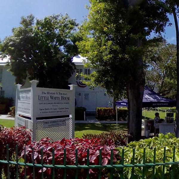 Truman Little White House - S. Schofield