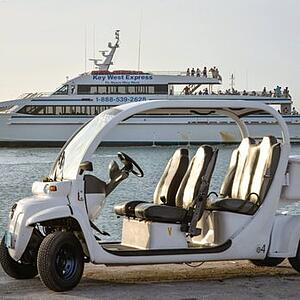 Conch Electric Car and Key West Express