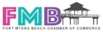 Ft Myers Beach Chamber Logo