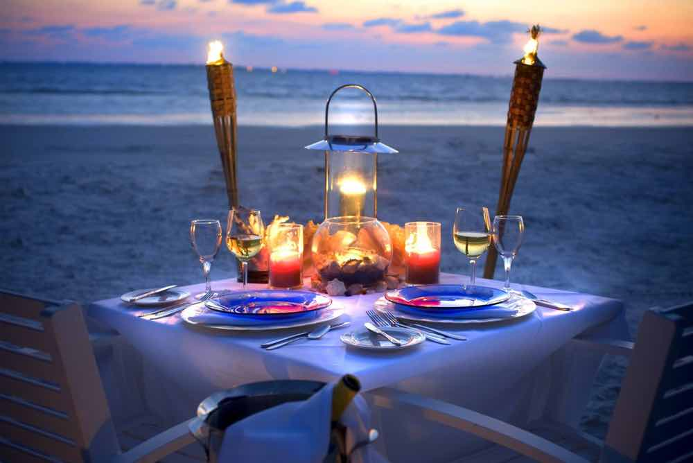 Pink Shell Table for 2 on Beach.jpg