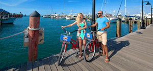 Historic Seaport Bikes