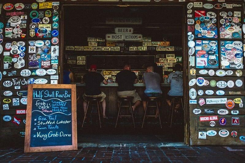 Half Shell Raw Bar Jack Wallsten - Flickr