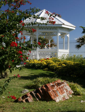 Florida Memory • Audubon House and Gardens museum in Key West.