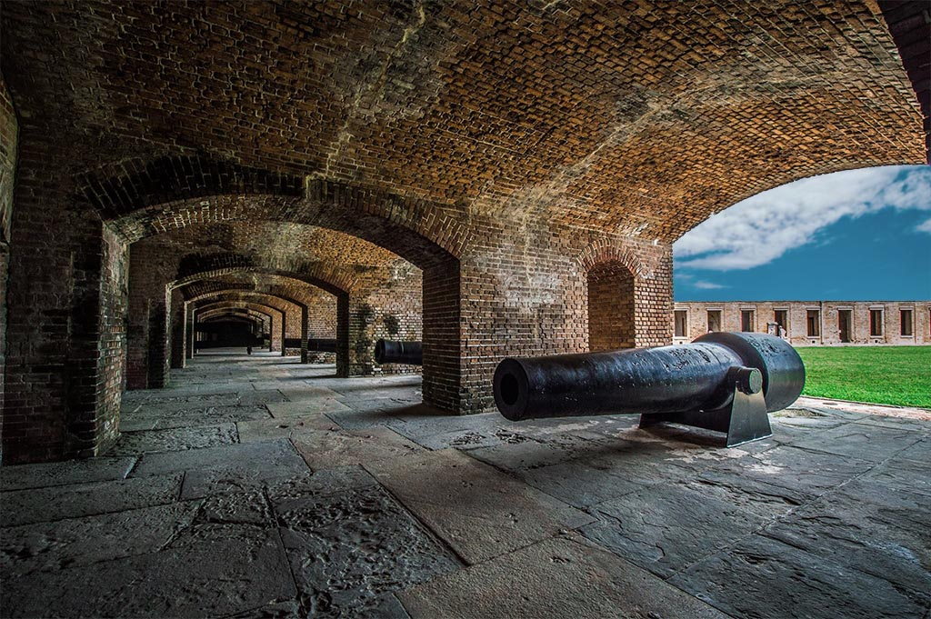 Fort Zachary Taylor Cannon