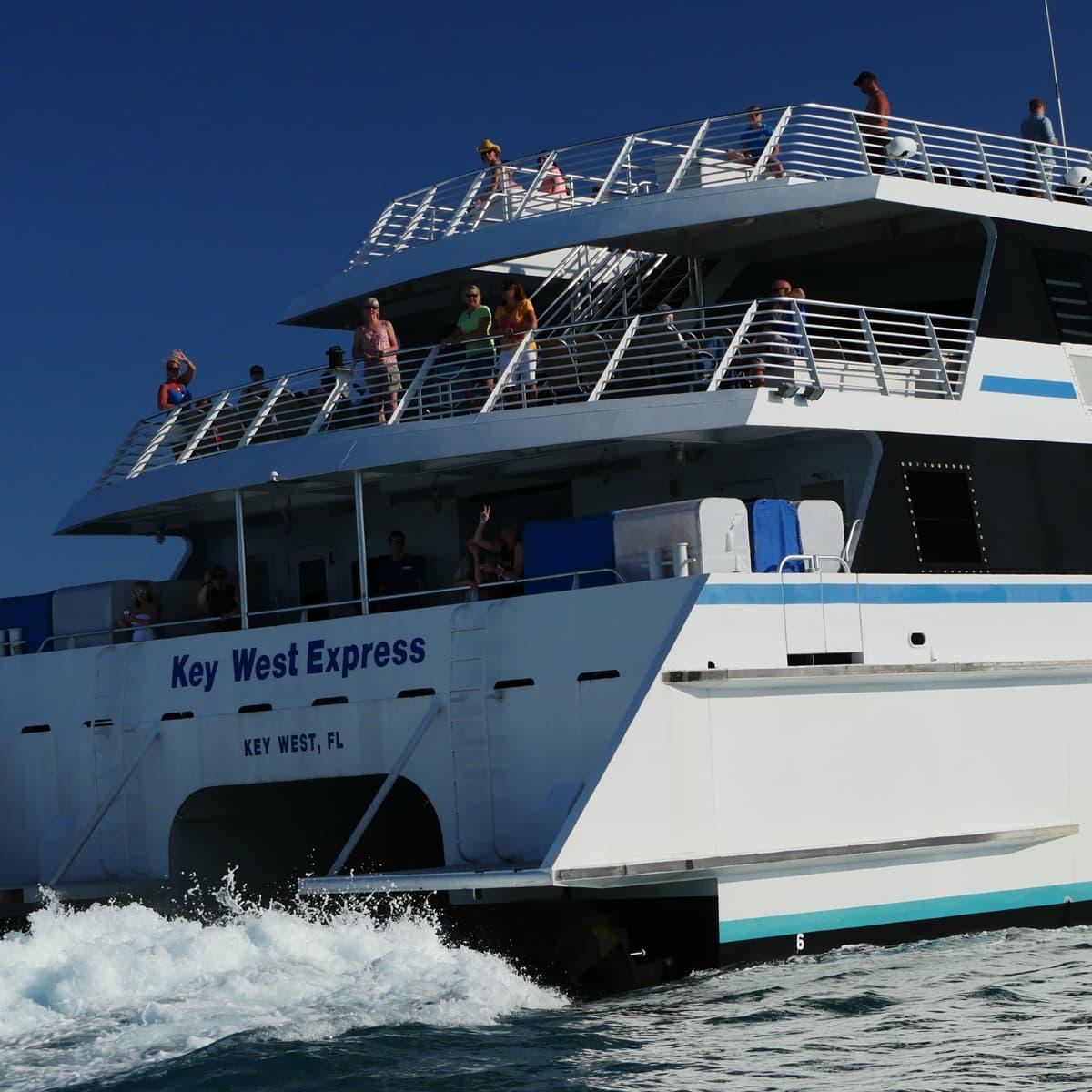 Key West Express Boat