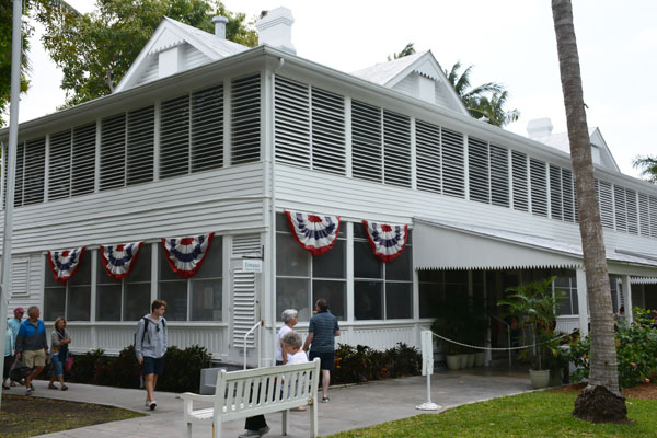 Harry Truman's Winter White House in Key West, Florida