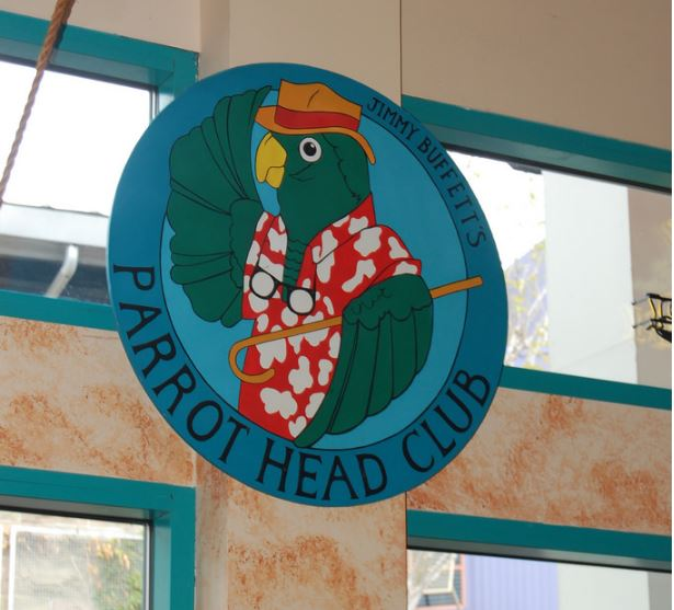 Meeting of the Minds Sign - Parrothead Club